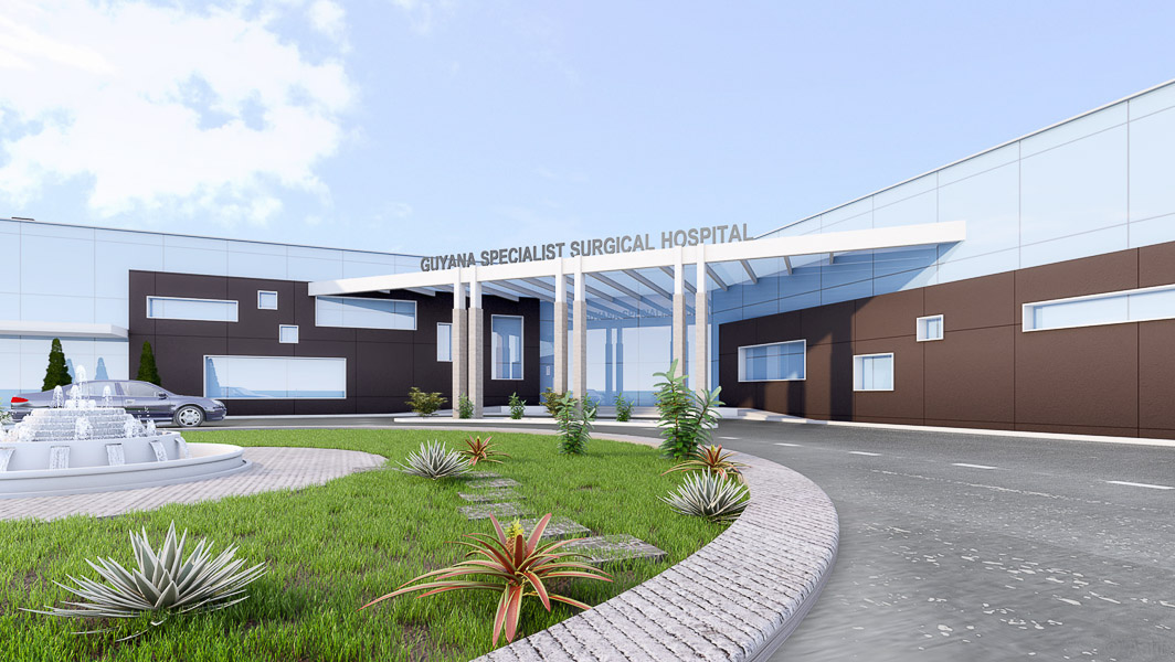 Astitv Surgical Speciality Hospital At Guyana